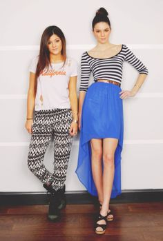 kendall and kylie jenner style