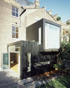 ROBERT DYE ARCHITECTS / SOUTH HILL PARK, LONDON NW3