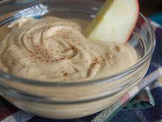 Peanut Butter Fruit Dip • Table for Seven
