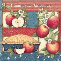 Homemade Memories  2015 Wall Calendar