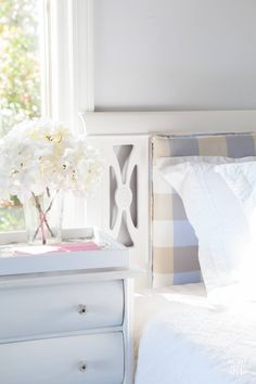 How To Make A King Size Cushioned Headboard Using 2 Twin Headboards Plus Cushion Back For The