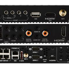 """Control4 Launches Three Home Automation Controllers with Hi-Res Audio, Starting at $600 - """"Today's big announcement of three new EA Series home controllers stays the course, from the entry level ($600 MSRP) and up ($2,000). Speed and reliability is the mantra, says CEO Martin Plaehn, who wants the company to be known as an infrastructure provider rather than a device manufacturer."""" -Julie Jacobson, CE Pro"""