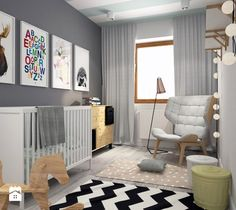 Urządzamy pokój dla niemowlaka. http://domomator.pl/urzadzamy-pokoj-dla-niemowlaka/