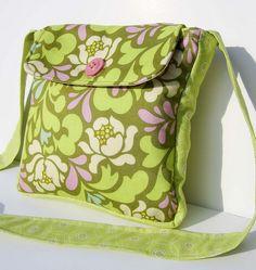 no sew purse | Sew and No Sew... / messenger bag www.happysolez.etsy.com