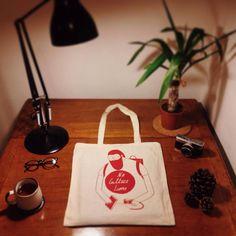 Michael Driver/No Culture Icons Tote Bag - £4