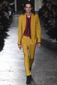Male Fashion Trends: Costume National Homme Fall/Winter 2016/17 - Milán Fashion Week