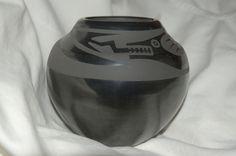 https://flic.kr/p/81EdX8   black on black   San Ildefonso ware