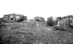 British heavy tanks captured by the Germans