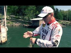 How to Skip Docks with Bassmaster Pro Andy Montgomery - YouTube