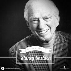 Sidney Sheldon já vendeu mais de 275 milhões de livros em todo o mundo. É o único escritor que recebeu três dos mais cobiçados prêmios da indústria cultural americana: o Oscar (cinema), o Tony (teatro) e o Edgar (literatura de suspense).