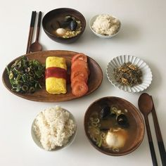Learn what are Chinese Meat Food Preparation Think Food, I Love Food, Good Food, Yummy Food, Korean Recipes, Korean Food, Korean Bbq, Bento, Food Porn