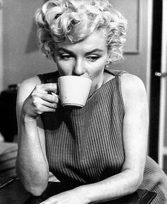 Coffee with Marilyn