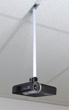 ALZO Suspended Drop Ceiling Video Pico Mini Projector Mount