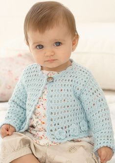 womens sweaters – Gardening Tips Crochet Baby Cardigan, Baby Scarf, Crochet Baby Clothes, Girls Sweaters, Baby Sweaters, Baby Patterns, Crochet Patterns, Christmas Knitting Patterns, Knitting Supplies