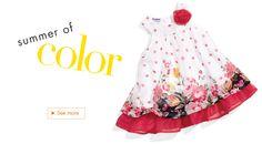Meninas do bebê roupas e sapatos | Amazon.com