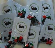 Great gift bag idea!!