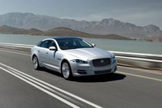 2012 Jaguar XJ:  0 to 60 mph in 5.4 seconds. Top Speed of 148 mph. Est. price $73,700.00