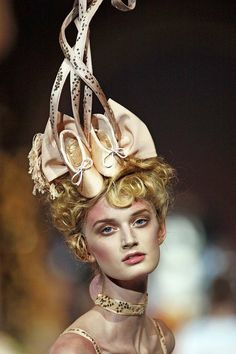 John Galliano for The House of Dior,  Autumn/Winter 2007, Haute Couture