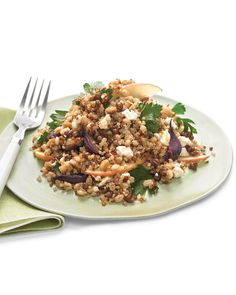 Five-Grain Salad - Whole Living Eat Well