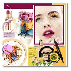 """Beauty Me"" by defivirdavp ❤ liked on Polyvore featuring beauty, Yves Saint Laurent, Maybelline, Sugarpill, Deborah Lippmann and fallmani"