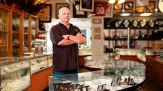 Rick Harrison talks tattoo gal Olivia Black's 'firing,' lawsuits and 'Pawn Stars' new episodes