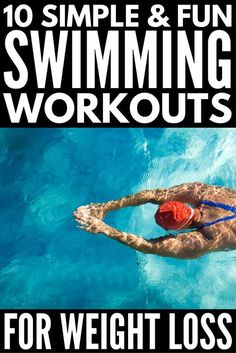 This collection of 10 fabulous swimming workouts for weight loss is perfect for beginners (and for runners!) who are trying to get back in shape and don't want to spend their entire day swimming laps. These workout plans will help you get the abs of your Start Losing Weight, Diet Plans To Lose Weight, Weight Loss Plans, Reduce Weight, Quick Weight Loss Tips, Weight Loss Help, Getting Back In Shape, Lose Belly Fat, Loose Belly