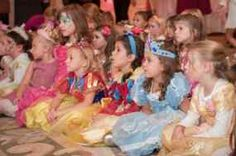 """A group of bedazzled princesses sit enraptured, enjoying stories read from actress Julie Andrews's """"Very Fairy Princess"""" series...at the Carriage House in Galloway annually sponsored by AtlantiCare's Healthy Schools, Healthy Children Program. www.atlanticare.org"""