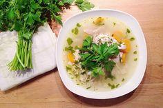Rezept für Klassische Hühnersuppe • Lisa's Closeup