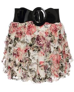Absolutely LOVE skirts like this!! They're always way too short, so I'd have to wear dang leggings though...