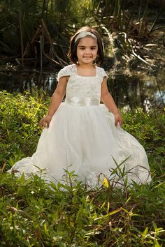 Check out this item in my Etsy shop https://www.etsy.com/au/listing/482050591/lace-capp-sleevetulle-flower-girl