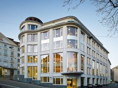 Einstein Congress, Bild 1 Einstein, Berlin, Multi Story Building, Real Estate, Classic, Balcony Ideas, Facades, Architects, Gap