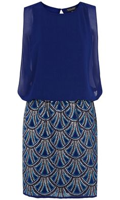 Warehouse Sequin Dress, £80