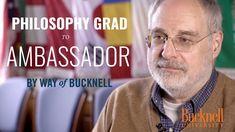 Ambassador, Alumnus Coaches Students on Life After Bucknell - YouTube