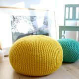 Never has there been a more versatile piece of furniture than the pouf