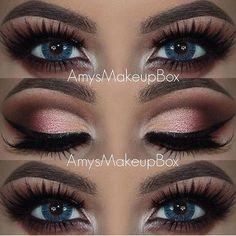 Gorgeous ❤️❤️❤️ @amysmakeupbox @shophudabeauty faux mink lashes in Jade