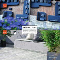 ISSUU - Modena Fliser - Idémagasinet Naturstein by #ModenaFliser