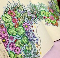 Organic Gardening The Natural No Dig Way Product Coloring Tips, Doodle Coloring, Adult Coloring, Secret Garden Book, Joanna Basford, Enchanted Forest Coloring Book, Johanna Basford Secret Garden, Secret Garden Coloring Book, Johanna Basford Coloring Book