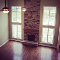 Spacious two-story great room in Country Club Estates!