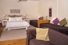 Graskop Hotel offers accommodations in the center of Graskop. Guests can enjoy breakfast and optional dinner in the on-site dining-room. 2 Twin Beds, Double Room, Full Bed, At The Hotel, Smoking Room, Cool Pools, Outdoor Pool, Hotel Offers, South Africa