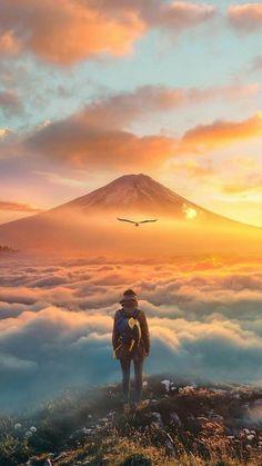 😍😍 Mount Fuji Mountain in Japan. 😍😍 Mount Fuji Mountain in Japan. Christmas Vibes, Travel Source by iaminlovewithnature Ankara Nakliyat Nature Pictures, Cool Pictures, Cool Photos, Beautiful Pictures, Beautiful Nature Photos, Freedom Pictures, Landscape Pictures, Beautiful Sunset, Landscape Photography