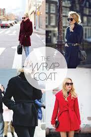 wrap coat - Pesquisa Google Wrap Coat