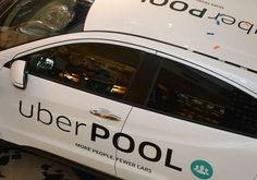 UberPool Singapore @TheTinuku