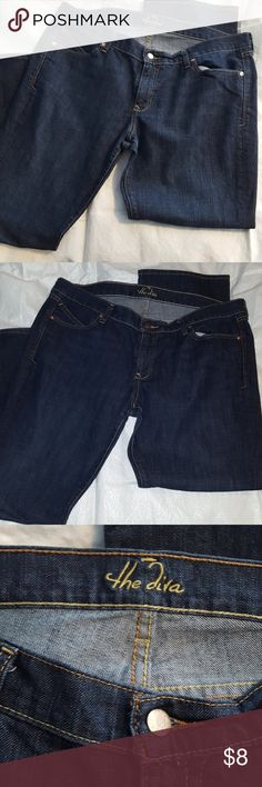 The Dive jeans The Diva jeans bootcut size 16 short of you would like measurements please ask. the diva Jeans Boot Cut