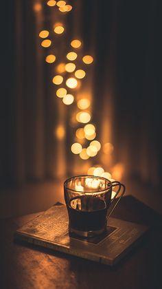 Coffe Lights by Wladimir Jara Salazar Bright Wallpaper, Lit Wallpaper, Wallpaper Iphone Cute, Galaxy Wallpaper, Wallpaper Backgrounds, Bokeh Photography, Creative Photography, Amazing Photography, Beautiful Nature Wallpaper