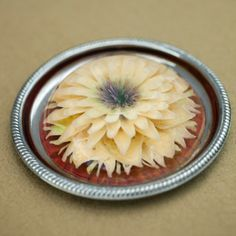 Flowers are the most traditional gelatina designs.