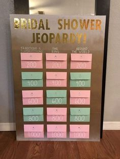 bridal shower decorations Fun Bridal Shower Games and Ideas Your Guests Will Love Bridal Shower Games Prizes, Bridal Shower Activities, Bridal Shower Planning, Bridal Games, Tea Party Bridal Shower, Bridal Shower Rustic, Game Prizes, Bridal Shower Foods, Rustic Bridal Shower Decorations