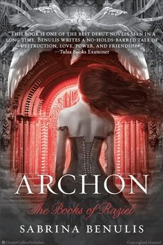 Archon: The Books of Raziel by Sabrina Benulis