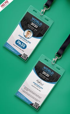 Download Free Conference VIP Entry Pass ID Card Template PSD. You can be used Entry Pass ID Card  for art events, concerts, sports event, charity organization, school fundraisers and competition tournaments etc. Easy to modify, change colors and dimensions very easily. This Free Conference VIP Entry Pass ID Card download contains 300 DPI, print-ready, CMYK, print dimension 2.13×3.39 Inch layerd 2 PSD files (frond and back).