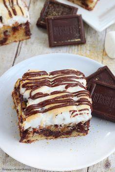 smores coffee cake recipe 2