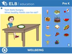 Supplement your students' learning about healthy eating with this interactive Prowise Presenter resource. Don't have Prowise Presenter? Click on the resource link and create a free account today! (Works on any interactive projector or display).